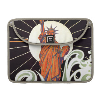 Statue of Liberty Sleeve For MacBook Pro