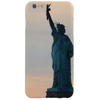 Statue of Liberty Sunset Barely There iPhone 6 Plus Case