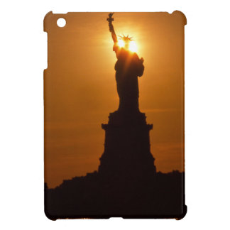 Statue of Liberty-Sunset Case For The iPad Mini