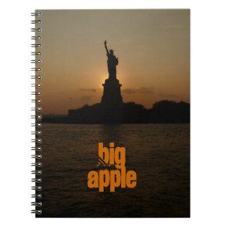 Statue of Liberty-Sunset Notebooks