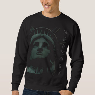 Statue of Liberty Sweatshirt New York Souvenirs