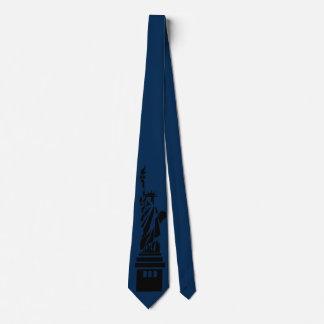 Statue of liberty tie