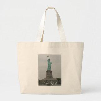 Statue of Liberty Jumbo Tote Bag