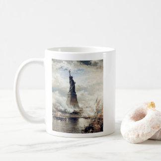 Statue of Liberty Unveiling 1886 Coffee Mug