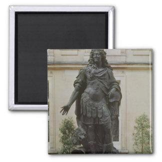 Statue of Louis XIV Magnet