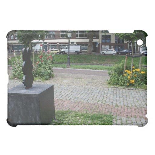 Statue of Miffy iPad Mini Cover