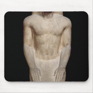 Statue of Nakhtorheb kneeling Mouse Mat