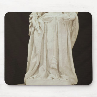 Statue of Queen Anne  1735 Mouse Mat