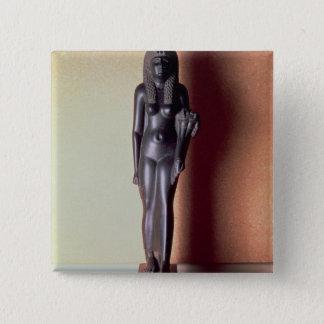 Statue of Queen Arsinoe II 15 Cm Square Badge