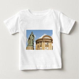 Statue of Queen Victoria in Birmingham, England Baby T-Shirt