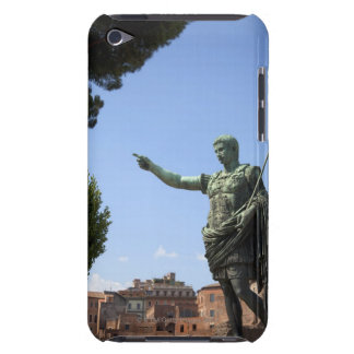Statue of Roman emperor near the Roman Forum Barely There iPod Cases