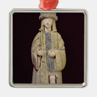 Statue of St. Louis Christmas Ornament