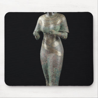 Statue of the Divine Adoratress Karomama Mouse Mat