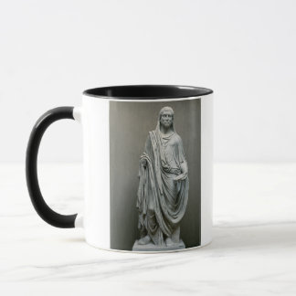 Statue of the Emperor Maxentius (306-312 AD) as Po Mug