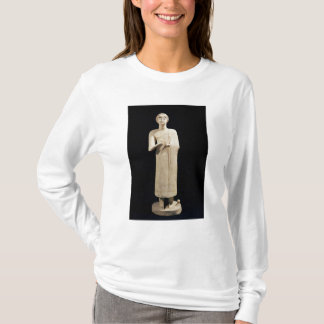 Statue of the Great Goddess, from Tell Asmar T-Shirt
