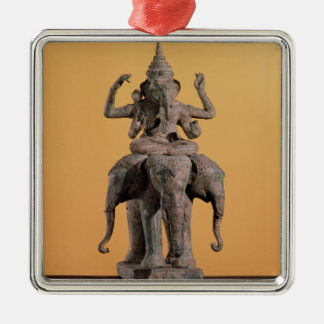 Statue of the Hindu God Ganesh Christmas Ornament