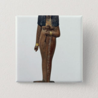 Statue of the Lady Nay, New Kingdom 15 Cm Square Badge