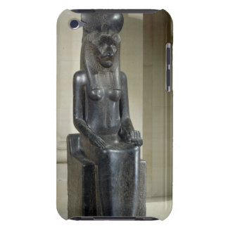 Statue of the lion-headed goddess Sekhmet, from th Barely There iPod Covers