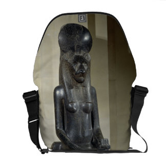 Statue of the lion-headed goddess Sekhmet, from th Commuter Bags