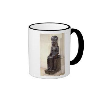 Statue of the lion-headed goddess Sekhmet Coffee Mug