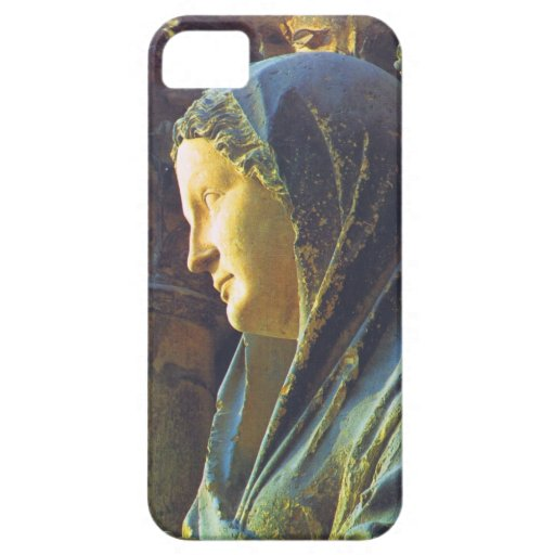 Statue of the Virgin Mary iPhone 5 Case