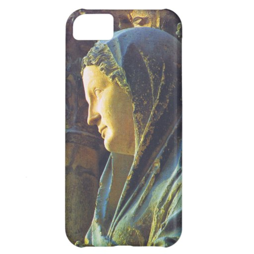 Statue of the Virgin Mary iPhone 5C Cover