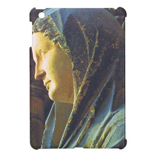 Statue of the Virgin Mary iPad Mini Cover
