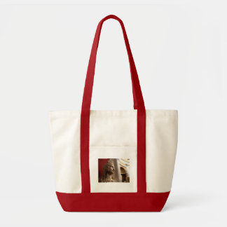 Statue Canvas Bags