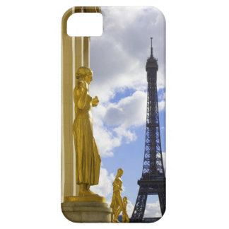 Statuen und Eiffelturm Barely There iPhone 5 Case