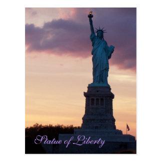 StatueofLiberty62806-1, Statue of Liberty Postcard