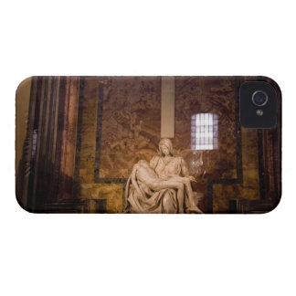 Statues, The Vatican, Rome, Italy iPhone 4 Case-Mate Case