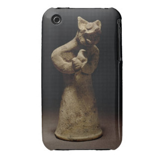 Statuette of a Lion-Headed Demon, Mesopotamia, c.5 iPhone 3 Covers