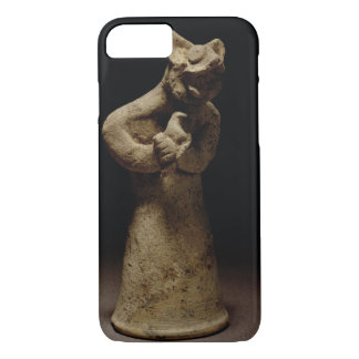 Statuette of a Lion-Headed Demon, Mesopotamia, c.5 iPhone 8/7 Case