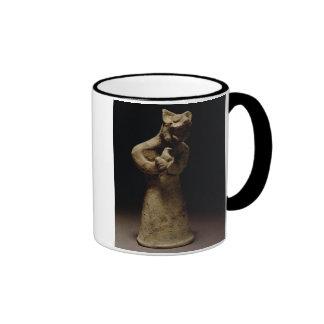 Statuette of a Lion-Headed Demon Mesopotamia c 5 Mug