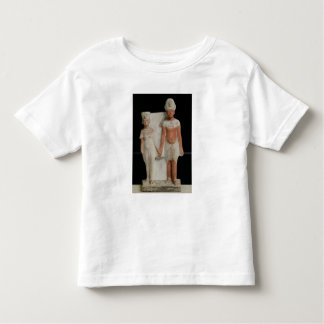 Statuette of Amenophis IV  and Nefertiti Toddler T-Shirt