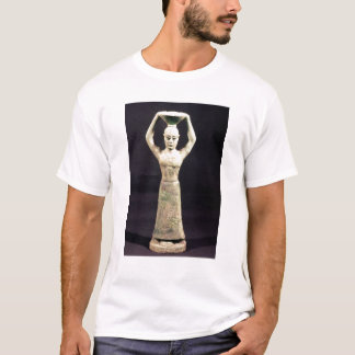 Statuette of offering bearer with votive T-Shirt