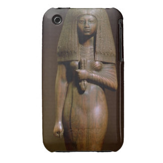 Statuette of the Tuya, head of the harem of Min, N Case-Mate iPhone 3 Case