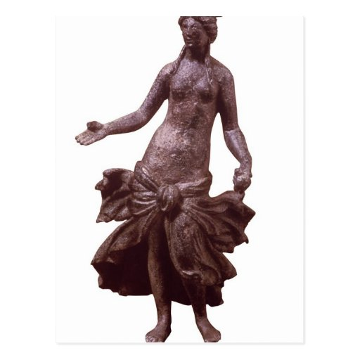 Statuette of Venus, late 1st or 2nd century AD Post Cards