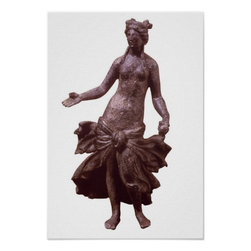 Statuette of Venus, late 1st or 2nd century AD Poster