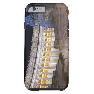 Staue and columns at the monument Vittorio Tough iPhone 6 Case