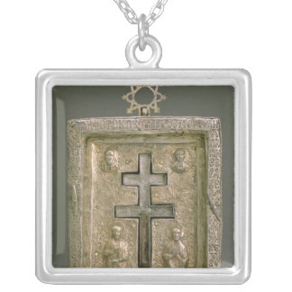 Staurothek Silver Plated Necklace