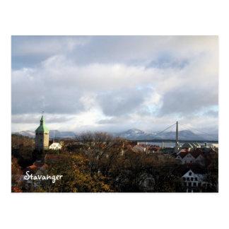 Stavanger, Norway Postcard