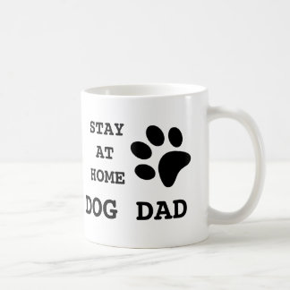 Stay At Home Dog Dad Coffee Mug