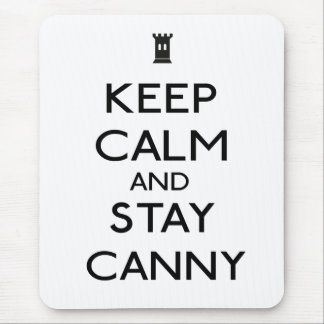 Stay canny mousepad