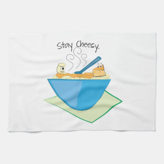 Stay Cheesy Towels