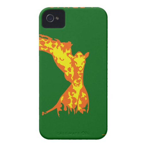 STAY CHILL AFRICA iPhone 4 COVERS