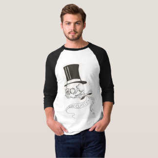 Stay Classy Dapper Skull T-Shirt