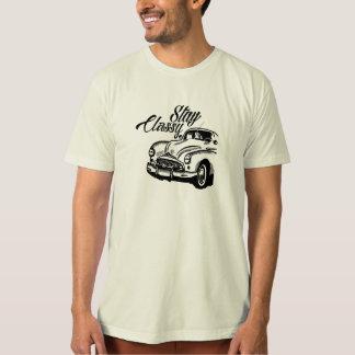 Stay Classy design by KylaCher studio T-Shirt
