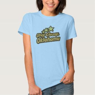 Stay Classy, Oklahoma T-shirt