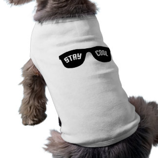 STAY COOL pet clothing - choose style & color